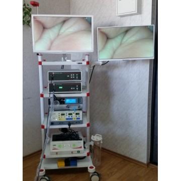 Стойка эндохирургическая SHREK 1000 Shrek medical Эндоскопия   Эндохирургия ForaMed