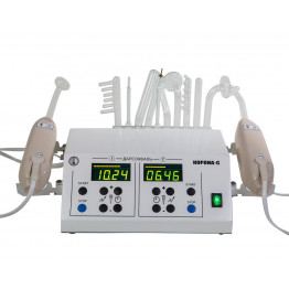 Аппарат для местной дарсонвализации Корона-С стационарный Biomed Физиотерапия ForaMed