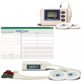 Кардиомонитор Холтера 12 каналов Mortara H12+™ Mortara Функциональная диагностика ForaMed