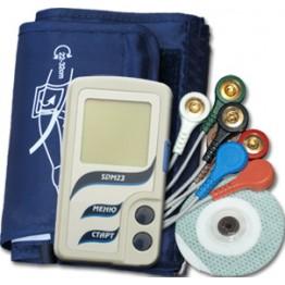 Монитор артериального давления и электрокардиосигналов суточный SDM23 (Холтер ЭКГ и АД) ИКС-ТЕХНО Функциональная диагностика ForaMed