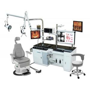 ЛОР-комбайны | ForaMed — Медицинское оборудование, медицинская мебель и медицинские расходные материалы