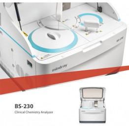 Автоматический биохимический анализатор Mindray BS-230 Mindray Лабораторная диагностика ForaMed