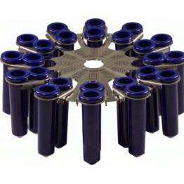 Центрифуга ELMI CM-6MT с ротором 6М.02 на 24 пробирки