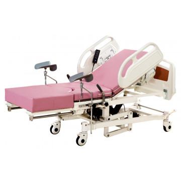 Кровать акушерская B-48 (3-секционная, электрическая)