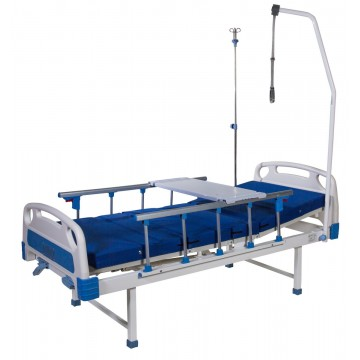 Кровать механическая четырехсекционная HBM-2S Медицинская мебель ForaMed