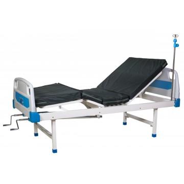 Кровать медицинская А-25 (4-секционная, механическая) Медицинская мебель ForaMed