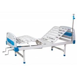 Кровать медицинская А-25 (4-секционная, механическая) Biomed Медицинская мебель ForaMed