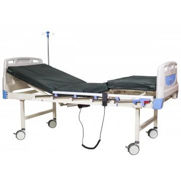 Кровать медицинская А-25P (4-секционная, электрическая) Медицинская мебель ForaMed