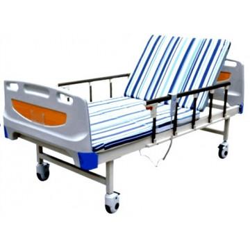 Кровать медицинская А-26P (2-секционная, электрическая) Медицинская мебель ForaMed