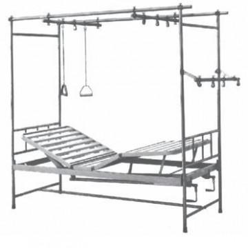 Кровать травматологическая стационарная КСТ Завет Медицинская мебель ForaMed