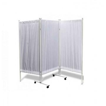 Ширма для кабинетов и палат трехсекционная ШП-3 Завет Медицинская мебель ForaMed