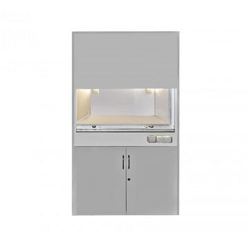 Шкаф вытяжной лабораторный ШВ-1 Завет Медицинская мебель ForaMed