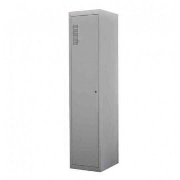Шкаф для халатов медицинский одностворчатый ШХМ-1 Завет Медицинская мебель ForaMed