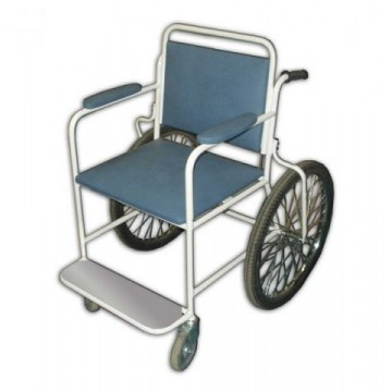 Кресло-каталка КВК-1 для транспортировки пациента Завет Медицинская мебель ForaMed