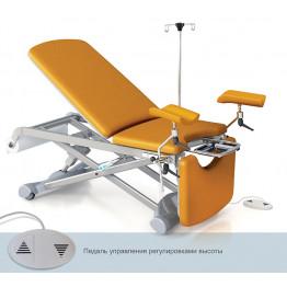 Гинекологическое кресло Givas AV 4038 Givas Медицинская мебель ForaMed