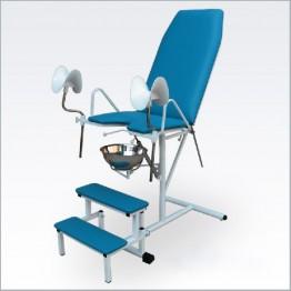 Кресло гинекологическое КГ-1М с пневмоприводом Завет Медицинская мебель ForaMed