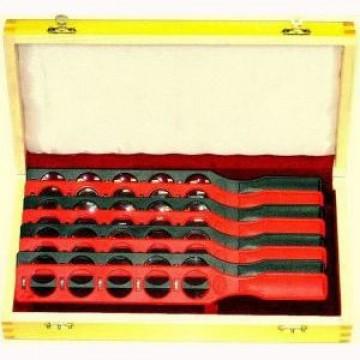 Набор офтальмологических пробных очковых линз (пластиковые линейки) Yuyue Офтальмология ForaMed