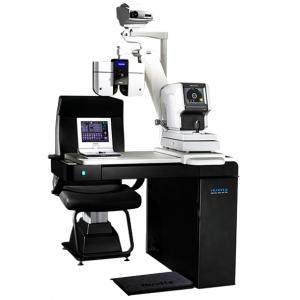 Рабочее место офтальмолога | ForaMed — Медицинское оборудование, медицинская мебель и медицинские расходные материалы