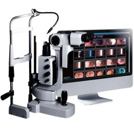 Щелевая лампа Huvitz HS-5500 Huvitz Офтальмология ForaMed