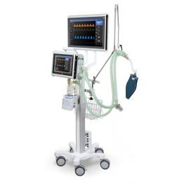 Аппарат ИВЛ (искусственной вентиляции легких) ЮВЕНТ-Т Utas Реанимация | Интенсивная терапия ForaMed