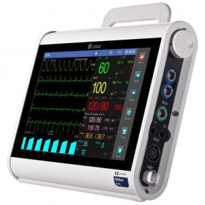 Мониторы пациента | Прикроватные мониторы | ForaMed — Медицинское оборудование, медицинская мебель и медицинские расходные материалы