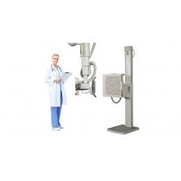 Цифровая рентгенографическая система Aster DR на 2 рабочих места