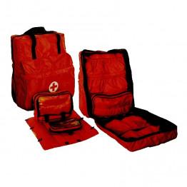 Рюкзак для спасателей МЧС и полевых госпиталей МО. СУР Завет Физиотерапия ForaMed