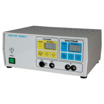 Аппарат высокочастотный электрохирургический ЕХВЧ-120-РХ Надія-4 ООО «НИИ прикладной электроники» Хирургия ForaMed