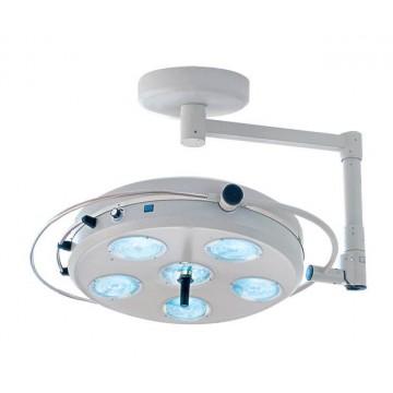 Светильник операционный (хирургический) L2000-6-II потолочный