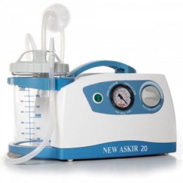 Портативный медицинский аспиратор NEW ASKIR 20