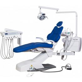 Стоматологическая установка с нижней подачей DTC-328