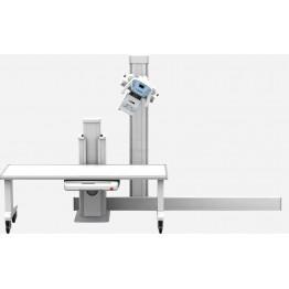 Цифровая рентген система на 2 рабочих места с плоскопанельным детектором Jumong E