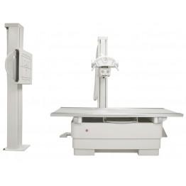 Цифровая рентген система на 2 рабочих места с плоскопанельным детектором Jumong F